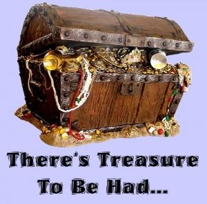 treasuretobehad
